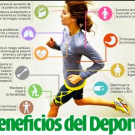 Beneficios de la Actividad Física en la Salud de la Población General.